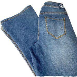 Torrid Source Of Wisdom Size 14 Stretch Jeans EUC